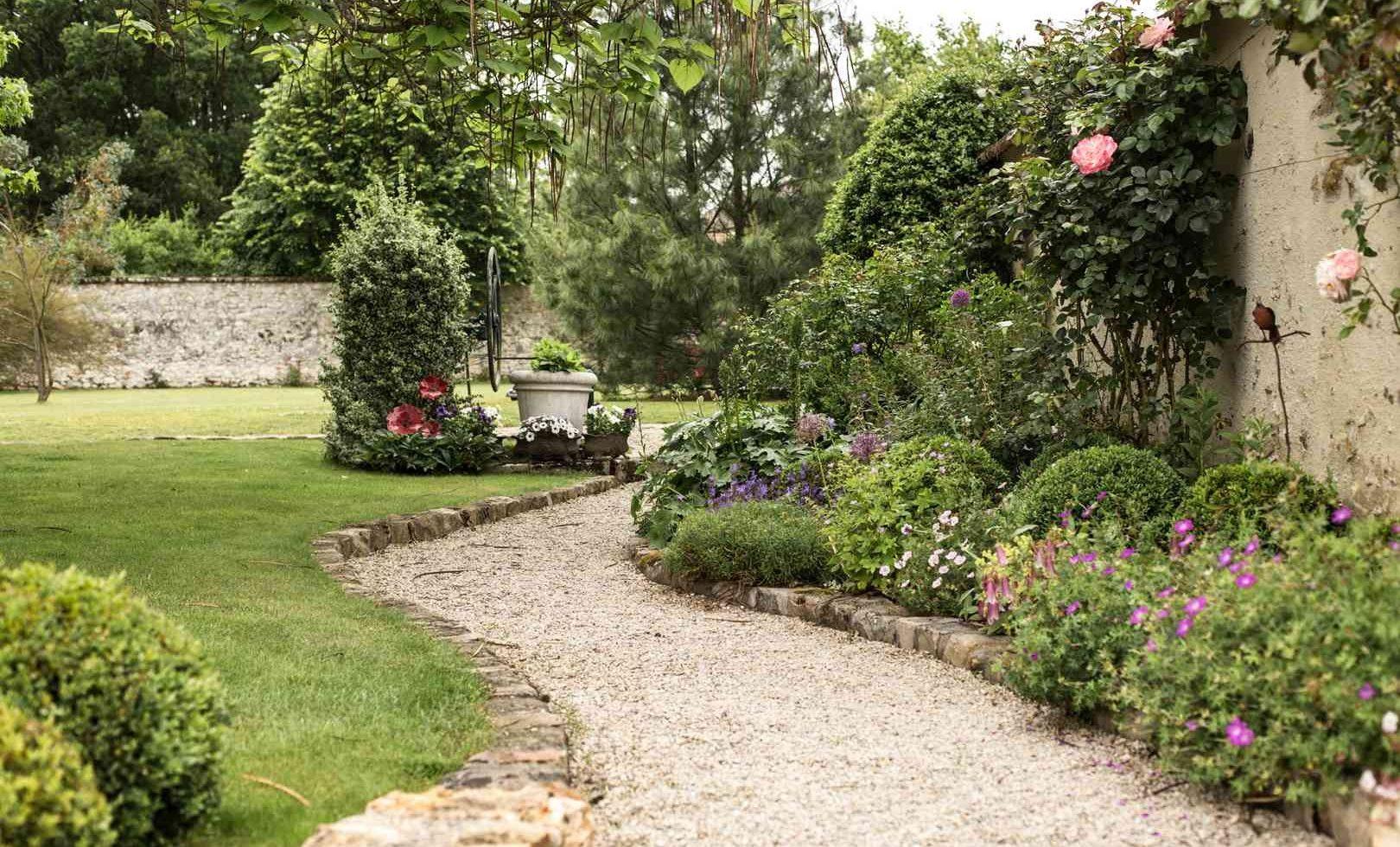Jardins Restaurant Villa Marinette